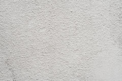 Sprayed Plaster Royalty Free Stock Photo