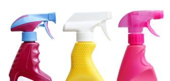 Sprayer bottles Stock Images