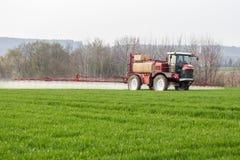 Spraying machine Royalty Free Stock Images