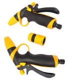 Spraywasserwerfer (mit Beschneidungspfaden) Lizenzfreie Stockfotos