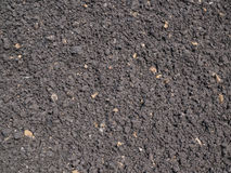 Spread black asphalt Stock Photo