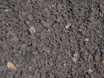 Spread black asphalt Stock Photography