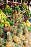 Spread of fruits, Lomé Stock Photos