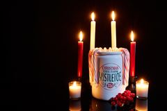 Spread some Christmas Cheer Royalty Free Stock Photography