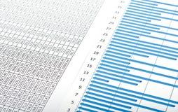 Spreadsheet Stock Photos