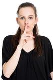 Sprechen Sie kein Übel Lizenzfreie Stockfotografie
