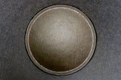 Sprechersprecher für Gebrauch als Hintergrund und Gegenstand lizenzfreie stockfotos
