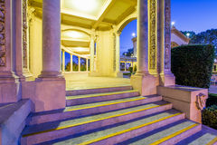 Spreckels Organ Pavilion Royalty Free Stock Photography