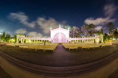 Spreckels Organ Pavilion royalty free stock images