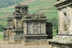 Spreco del tempio di Buddishm Fotografia Stock Libera da Diritti