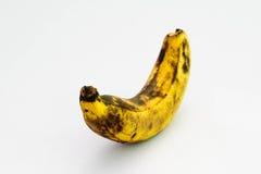 Spreco della banana Fotografie Stock