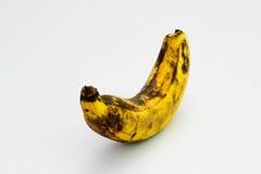 Spreco della banana Fotografia Stock Libera da Diritti