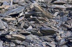 Spreco della roccia Fotografia Stock Libera da Diritti