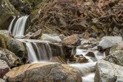 Spreekt de waterval van de molenmond Royalty-vrije Stock Fotografie