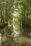 Spreewald 1 Royalty Free Stock Photography