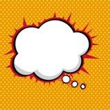 Sprekend grappig pictogram vector illustratie