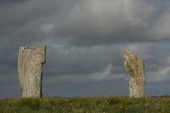 Sprekende stenen Stock Afbeeldingen