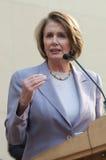 Spreker van het Huis Nancy Pelosi royalty-vrije stock fotografie