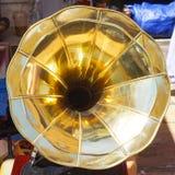 Sprekershoorn Royalty-vrije Stock Afbeeldingen