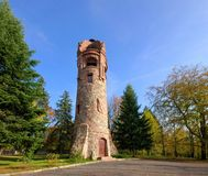 Spremberg Bismarck tower Royalty Free Stock Photos