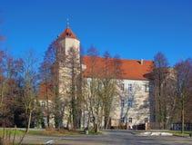 Spremberg castle Royalty Free Stock Photography