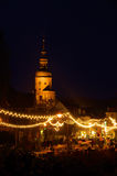 Spremberg christmas market Stock Images