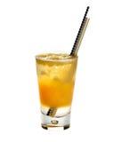 Spremuta di Citronada.Orange Fotografia Stock