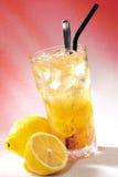 Spremuta di limone Fotografia Stock