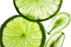 Spremuta di uva e del limone immagini stock