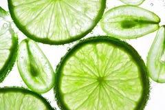 Spremuta di uva e del limone fotografie stock libere da diritti