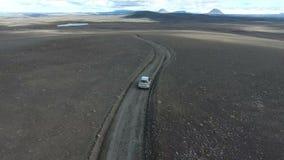 Sprengisandur, Iceland zdjęcie wideo
