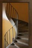 sprial σκάλα Στοκ Φωτογραφίες