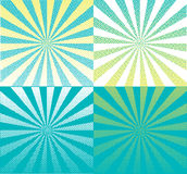 Sprial Pattern Royalty Free Stock Photos