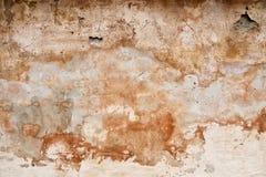 Spricka för stuckatur för vägg för texturGrungebakgrund Fotografering för Bildbyråer