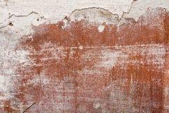 Spricka för stuckatur för vägg för texturGrungebakgrund Arkivfoto