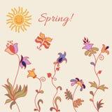 Spring1 Foto de Stock Royalty Free