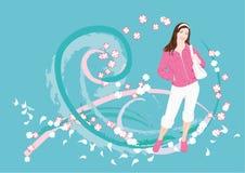 Spring royalty free illustration