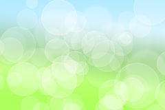 Spring abstract background Stock Illustration