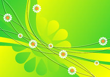 Spring abstract background Royalty Free Stock Photos