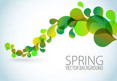 Spring Abstract floral background Royalty Free Stock Photography