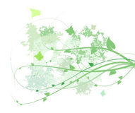 Spring abstract fresh background. Clip-art Royalty Free Stock Photos