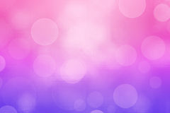 Spring Abstract Lights Background Royalty Free Stock Photos