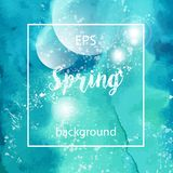 Spring abstract texture background Royalty Free Stock Photography