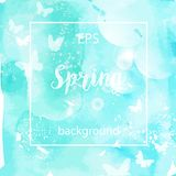 Spring abstract texture background Stock Photography
