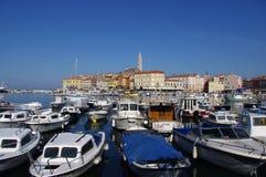 Spring on the Adriatic sea Stock Photos