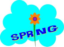 Spring is in the air Stock Photos