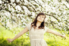 Spring is in the air Royalty Free Stock Photo