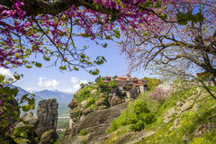 Spring is in the air, Great Meteore Royalty Free Stock Photos