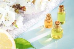 Spring aromatherapy stock image