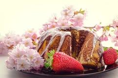 Spring babka Stock Images